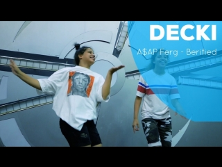 DECKI // A$AP Ferg -Verified // Lil`Fam Day (02.09.18 )