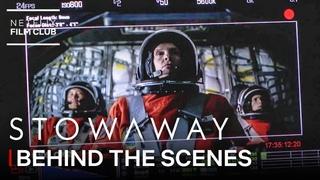 Exclusive Behind The Scenes Of Stowaway   Netflix