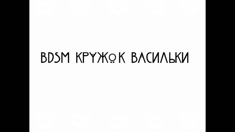 БДСМ кружок Васильки сниппет