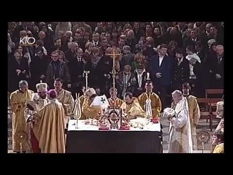 ВіруюCredo Choeur saint Volodymyr le Grand Notre Dame de Paris