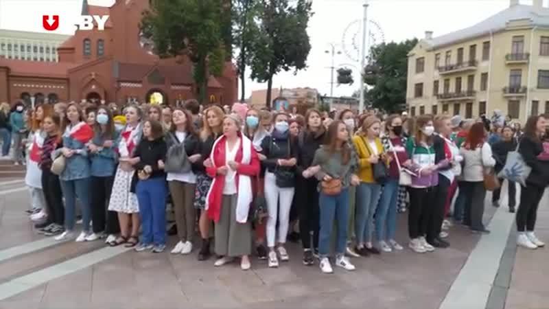 Минск Купалинка у Красного костела