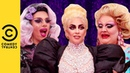 Lady Gaga's Emotional Entrance RuPaul's Drag Race