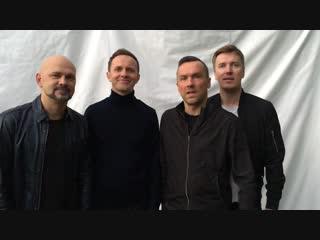 Brainstorm приглашают на концерт в voka tv!