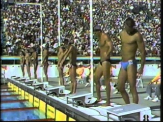 1984 Olympic Games - Men's 200 Meter Individual Medley