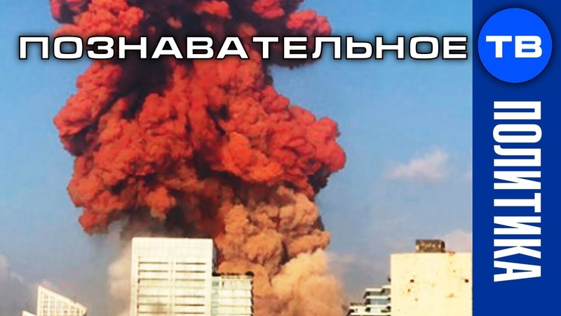 Зачем взорвали Бейрут День мясника для начала новой войны