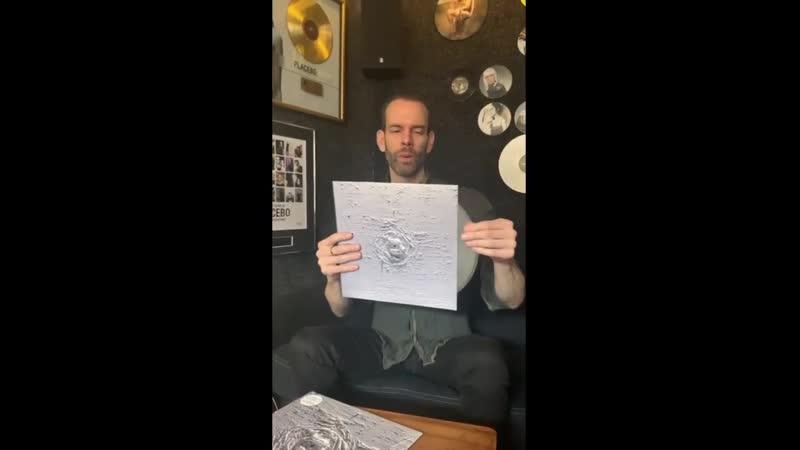 Stefan Olsdal презентация нового альбома Complex