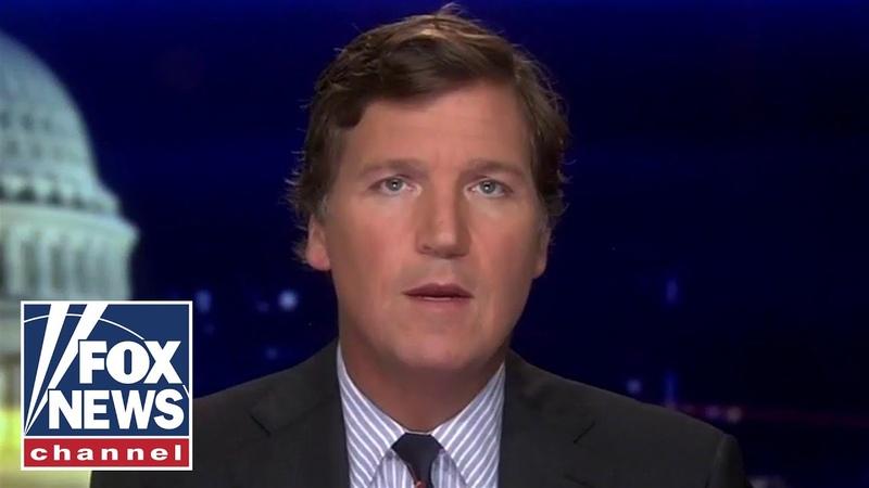 Tucker Big Tech censors dissent over coronavirus lockdowns