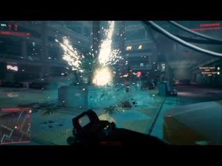 Cyberpunk 2077 - Неофициальный трейлер от сообщества