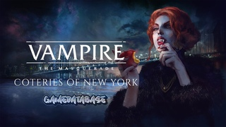 Vampire The Masquerade Coteries of New York Launch Trailer [2019]