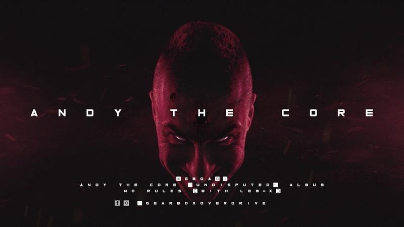 Andy The Core Lem x No Rules GBOA01