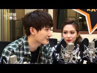 "140315  | MBC C-RADIO ""Idol True Colors"" EP. 1 (Guest: Kim Heechul)  | Jia, Fei 1/4"