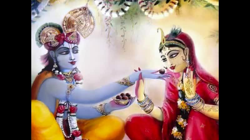 Jaya Radha Madhava _ Jagannatha Suta Dasa