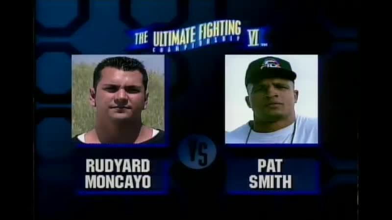 09 П Смит Манкао 1995г UFC