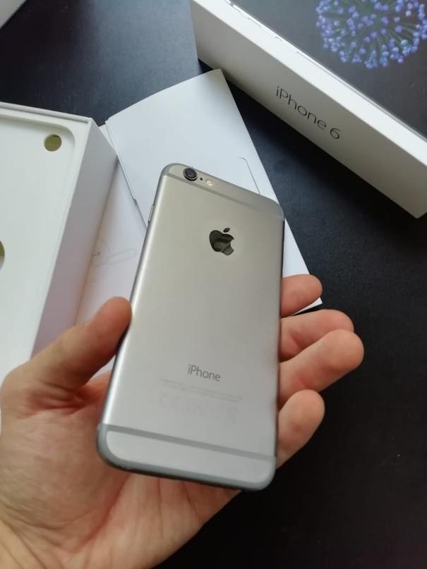 Купить iPhone 6 Space | Объявления Орска и Новотроицка №8915