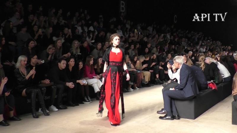 Mercedes Benz Fashion Week Russia 2019 - Paola Sailis