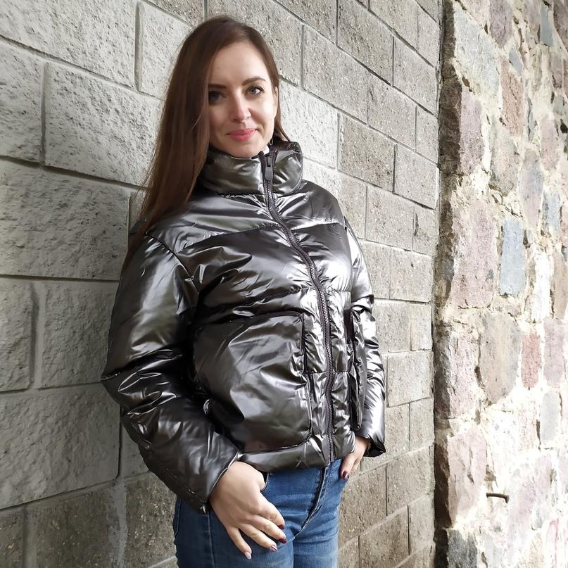 Укороченная куртка в стильной расцветке!!!