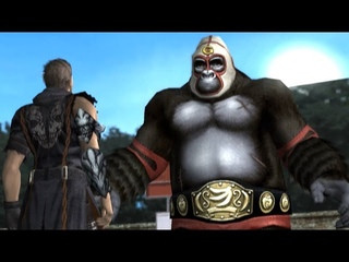 God Hand (PS2) All Bosses (No Damage)