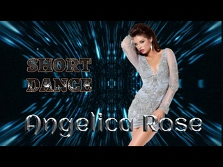 Angelica Rose - Short Dance Mix ( New İtalo Disco )