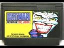 Dendy Famicom,Nintendo,Nes 8-bit Batman Return of the Joker Batman 2 part Long Play