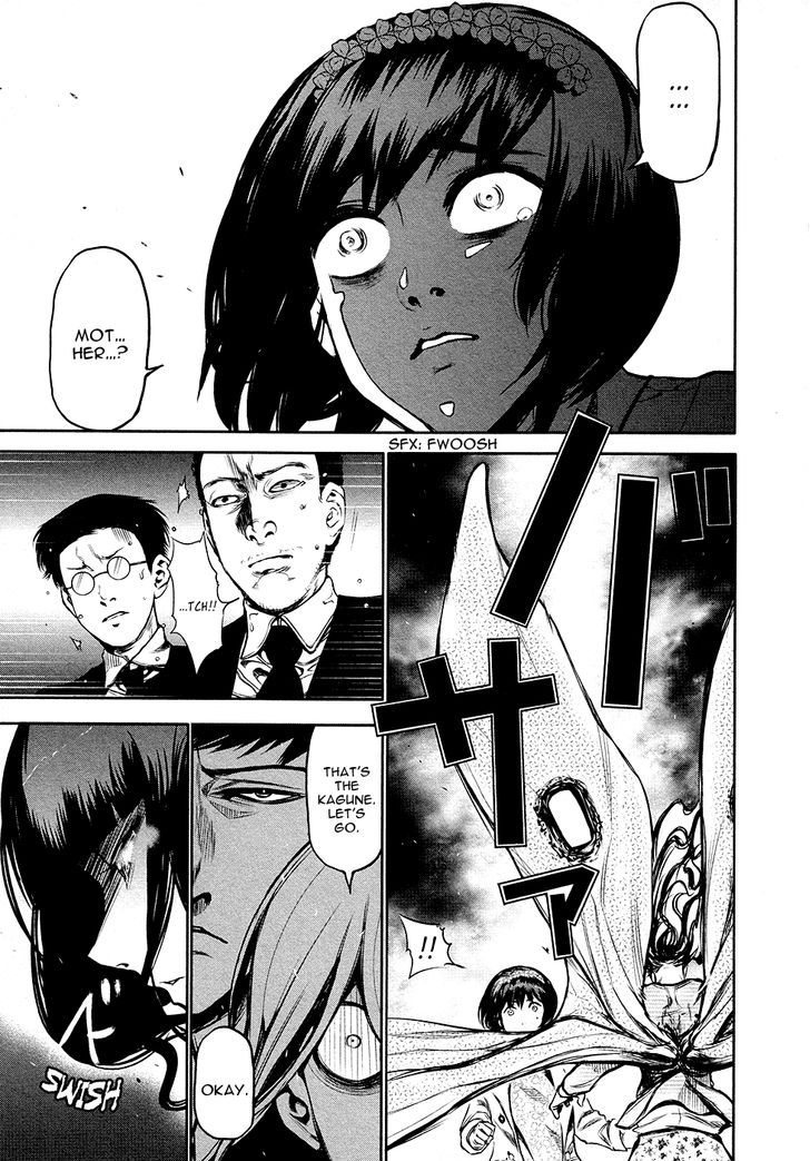 Tokyo Ghoul, Vol.2 Chapter 15 Mother and Daughter, image #5