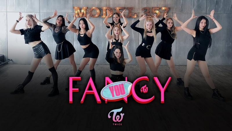 HD K POP DANCE COVER TWICE FANCY by INSPIRIT DANCE GROUP