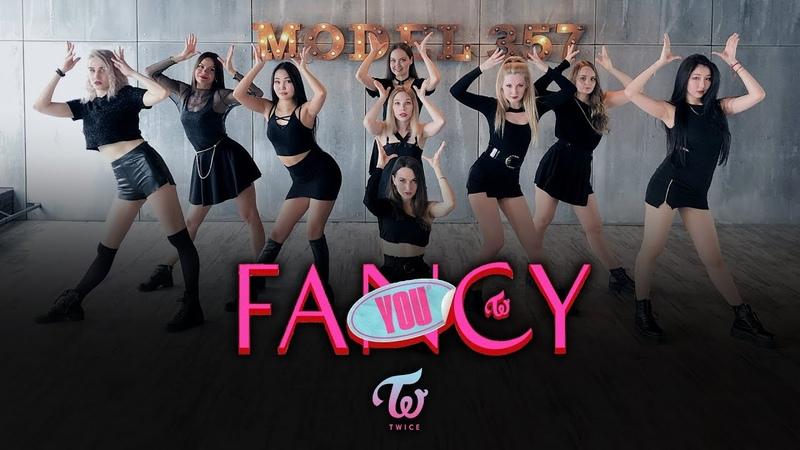 HD [K-POP DANCE COVER] TWICE- FANCY by INSPIRIT DANCE GROUP