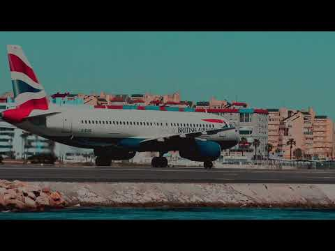 Spotting Gibraltar Airport