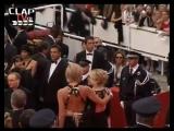 Каннский кинофестиваль, красная дорожка, 2008. Шэрон Стоун и Мадонна.