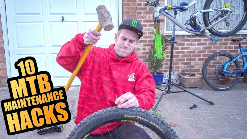 10 MTB MAINTENANCE HACKS AND MODS TO DO AT HOME