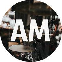 Логотип ALTERNATIVE MUSIC