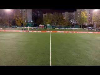 Арсенал - марсель   amateur champions league   1/2