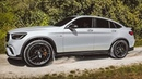 510 л.с. НОВЫЙ GLC 63 S с V8! АВТОБАН OFFROAD! Буксуем в лесах Германии! Mercedes-AMG. Тест. Обзор