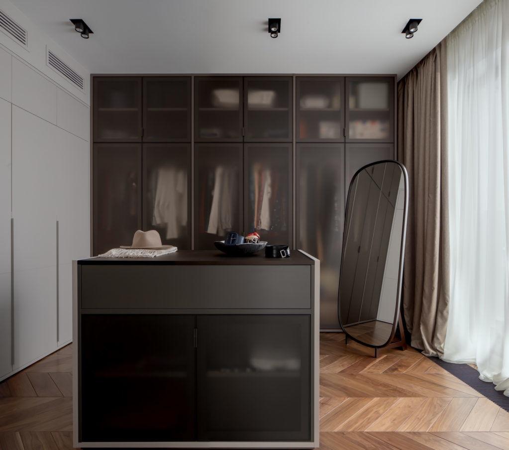 Квартира в Екатеринбурге, 150 м² от Анны Самариной и Татьяны Малафеевой || 01