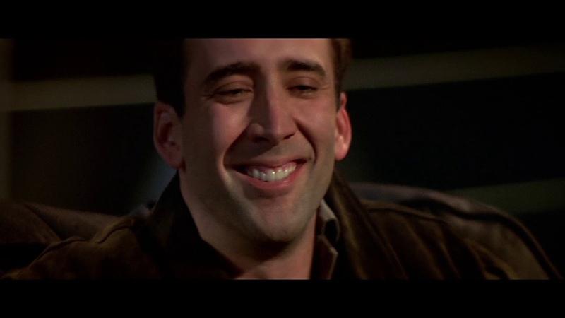 Смешно Без лица Face off Николас Кейдж 1997