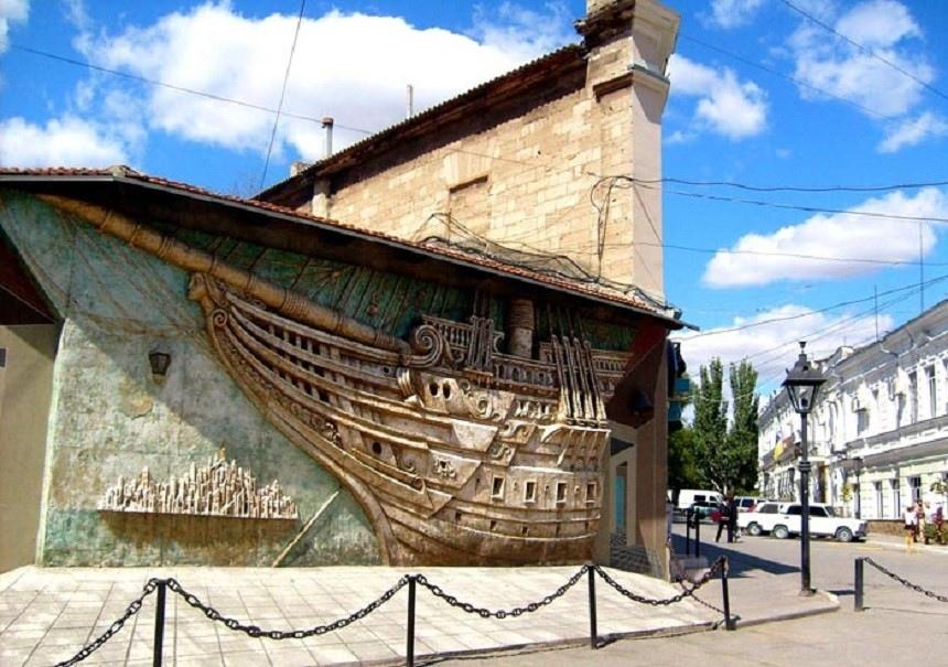 Туристический отдых в Феодосии