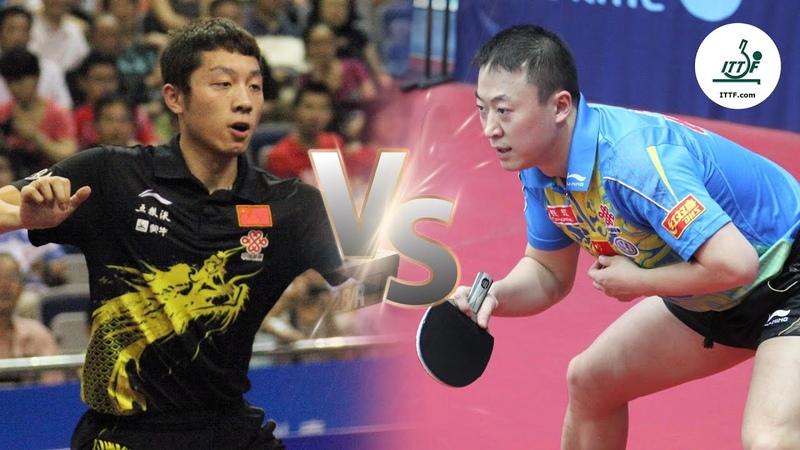 Xu Xin vs Ma Lin 2010 ITTF Kuwait Open Final