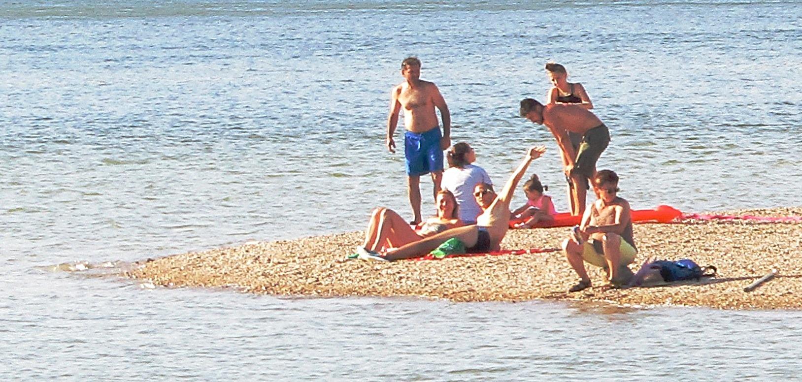 Можно ли купаться в Дунае?
