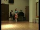 I REMEMBER THE WALTZ THE SOUND OF PRELIMINARY (N. Listov) Solo Liana Minlikaeva