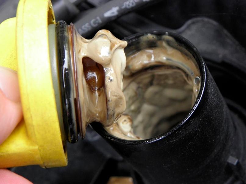 Причины появления эмульсии в моторном масле., изображение №3