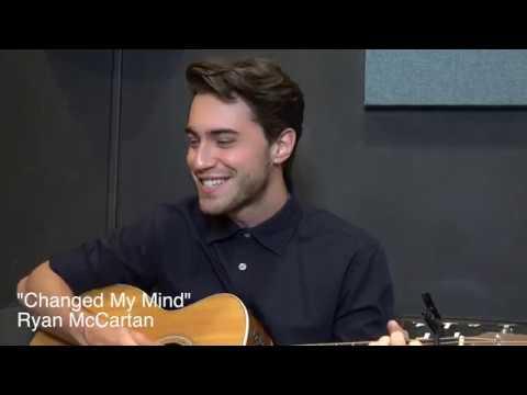 Ryan McCartan Sings Changed My Mind Talks New Music