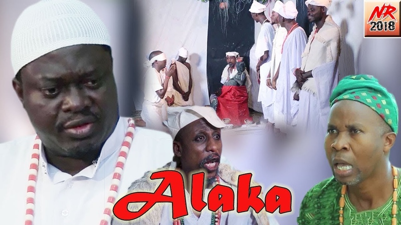 Alaka - Yoruba Movies 2018 New Release|Latest Yoruba Movies 2018