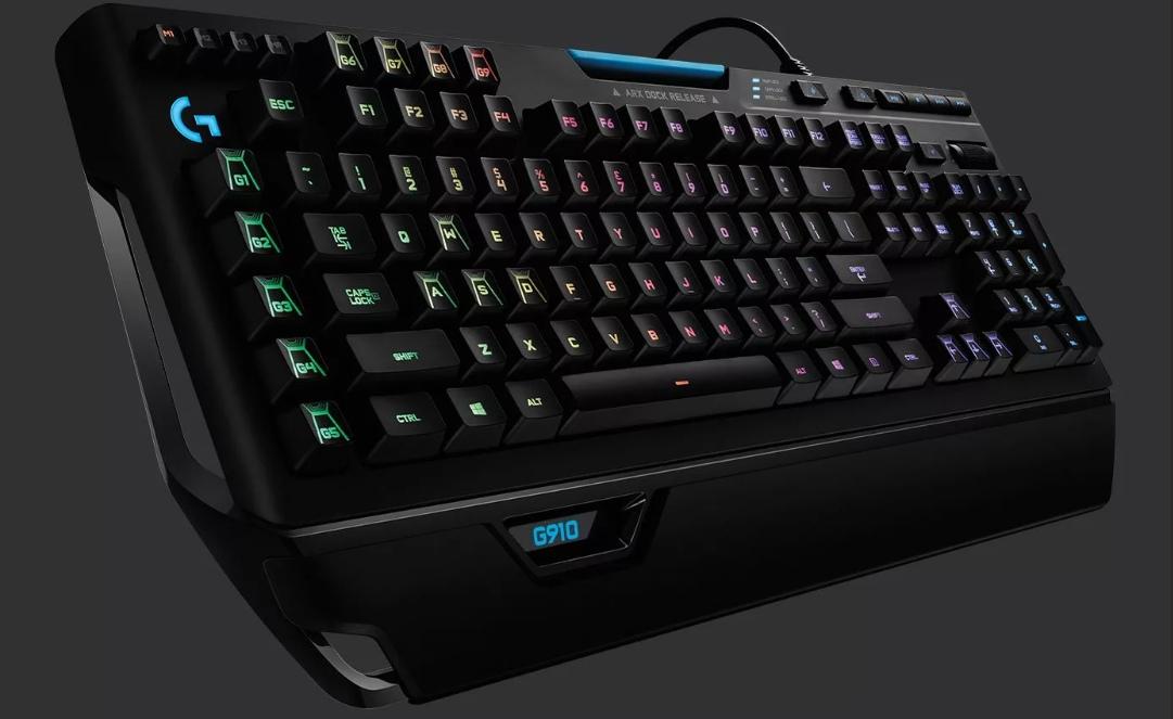 Игровая клавиатура Logitech G G910 Orion Spectrum