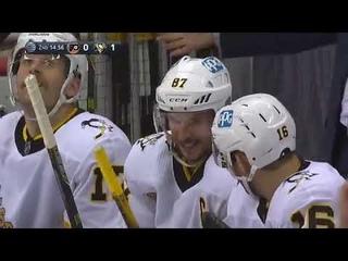 Sidney Crosby's 17th goal of the 2020-2021 season against the Philadelphia Flyers
