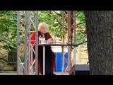 Поэтический вечер Светланы Крючковой в Фонтанном Доме, посвящённый 129-летию со дня рождения Анны Ахматовой (часть - 1)