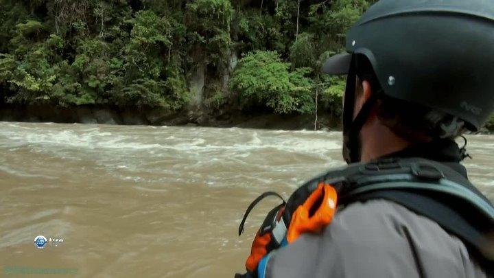 BBC Экстремальное путешествие по реке со Стивом Бэкшаллом 2 серия Познавательный природа приключения 2016