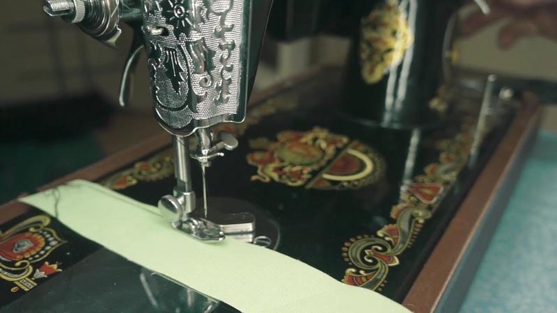 Современные лапки для старой швейной машинки Зингер Modern feets for treadle sewing machine