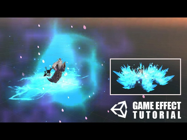 Game effect tutorial Simple Freeze Skill imn