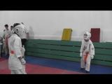 девочки 11-12 лет Новикова Валерия(выйграла) - Чернышова Ксения. Финал