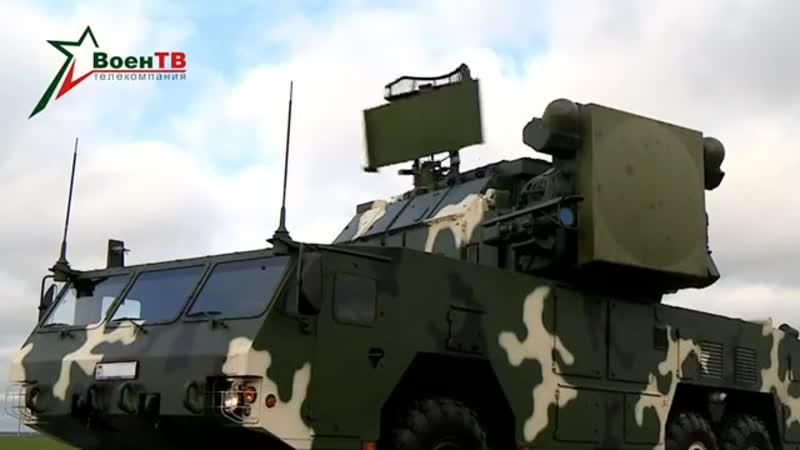 ❗️Подразделения ВВС и войск ПВО обеспечивают безопасность белорусской АЭС в воздушном пространстве 🇧🇾