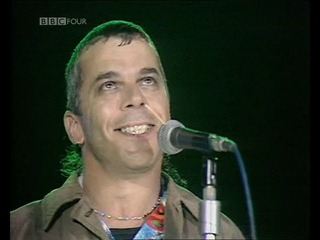 Ian Dury and The Blockheads live in concert 1977.